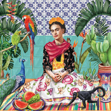 Load image into Gallery viewer, GREETING CARD FRIDA'S PARADISE
