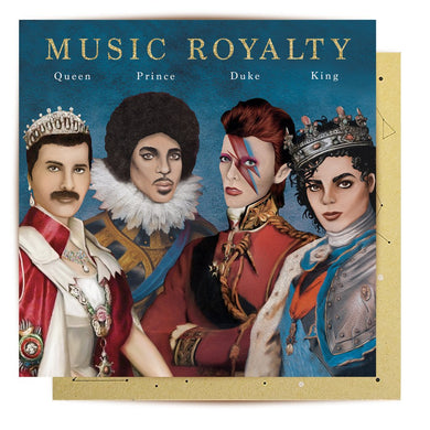 GREETING CARD MUSIC ROYALITY