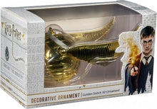 Load image into Gallery viewer, HARRY POTTER GOLDEN SNITCH 3D ORNAMENT