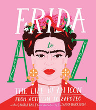 Load image into Gallery viewer, FRIDA A TO Z BOOK