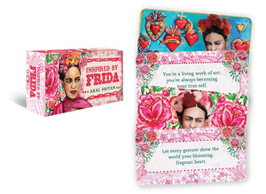 INSPIRED BY FRIDA CARDS