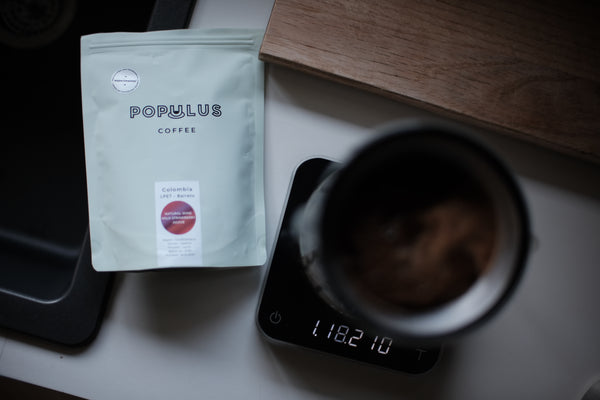 Featured Coffee: Populus Coffee Colombia LPET - Barreto