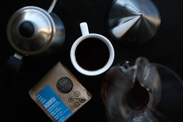Featured Coffee: 1000 Faces Ethiopia Adorsi