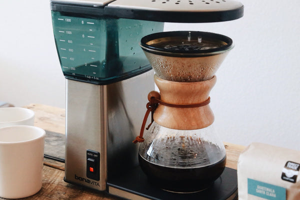 Kone Friendly Automatic Drip Coffee Makers Able