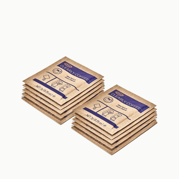 Urnex Cleaning Powder Packets