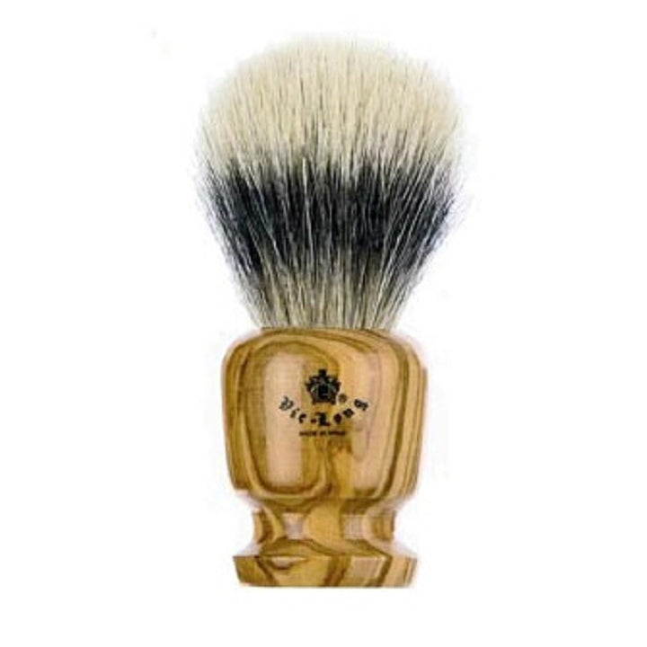 Vie Long 13070 Olive Wood Handle Horse Hair Shaving Brush