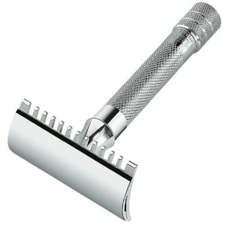 Merkur 15C Classic Open Comb Double Edge Safety Razor