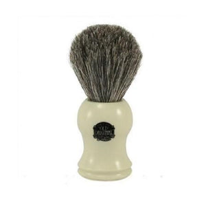 Progress Vulfix 2006C Pure Badger White Handle Shaving Brush
