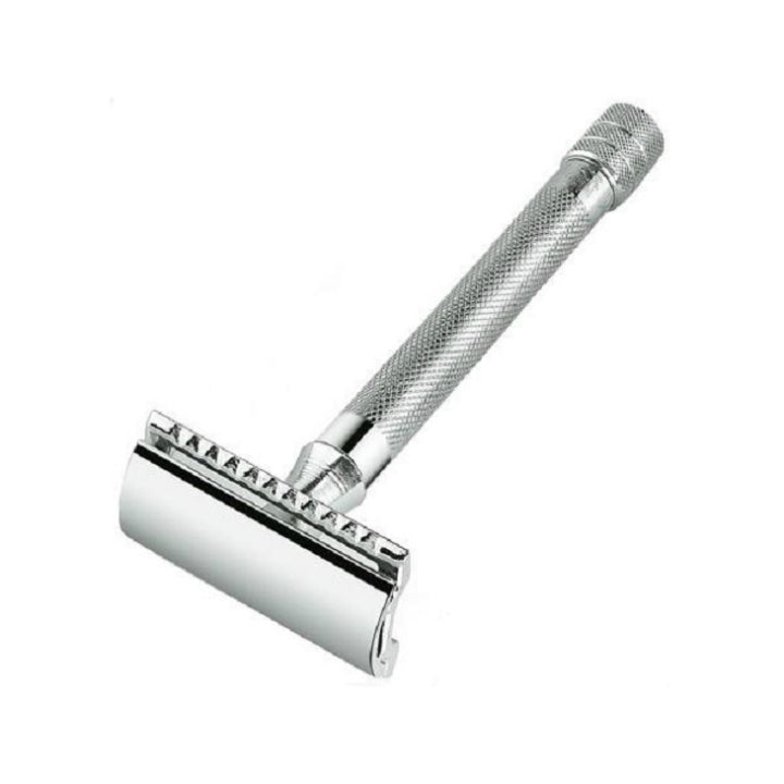 Merkur 23C Classic Long Handle Double Edge Safety Razor