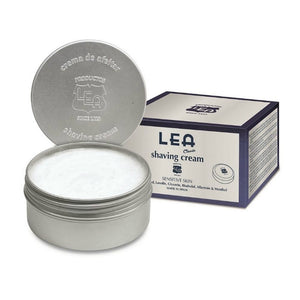 Lea Classic Shave Cream in Metallic Tub, 5.3oz