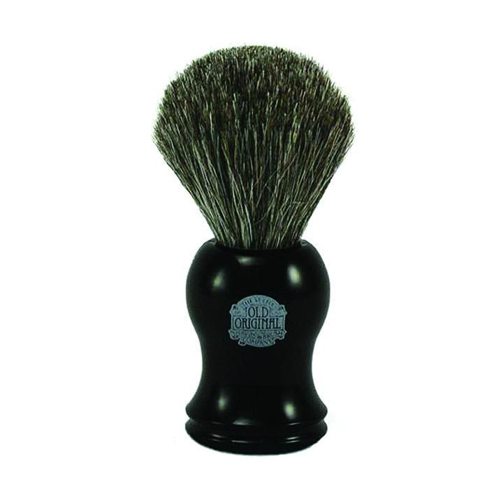 Progress Vulfix 2006B Pure Badger Black Handle Shaving Brush
