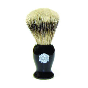Progress Vulfix 660MEDB Pure Badger Black Handle Shaving Brush