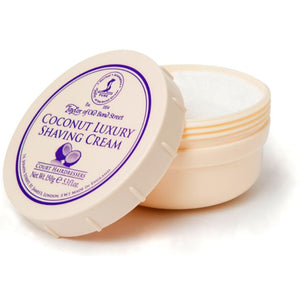 Taylor of Old Bond Street Coconut Shaving Cream, 150g