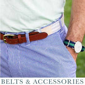 Belts & Accessories