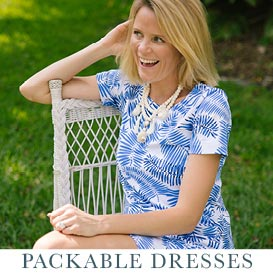 Packable Dresses