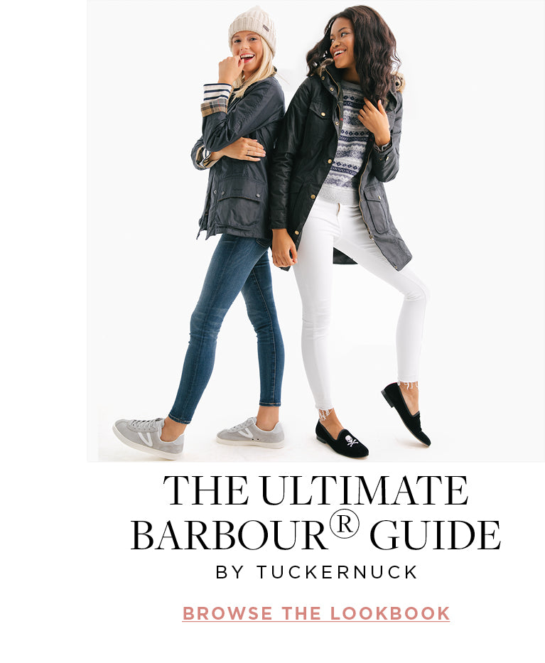 the spring barbour jacket