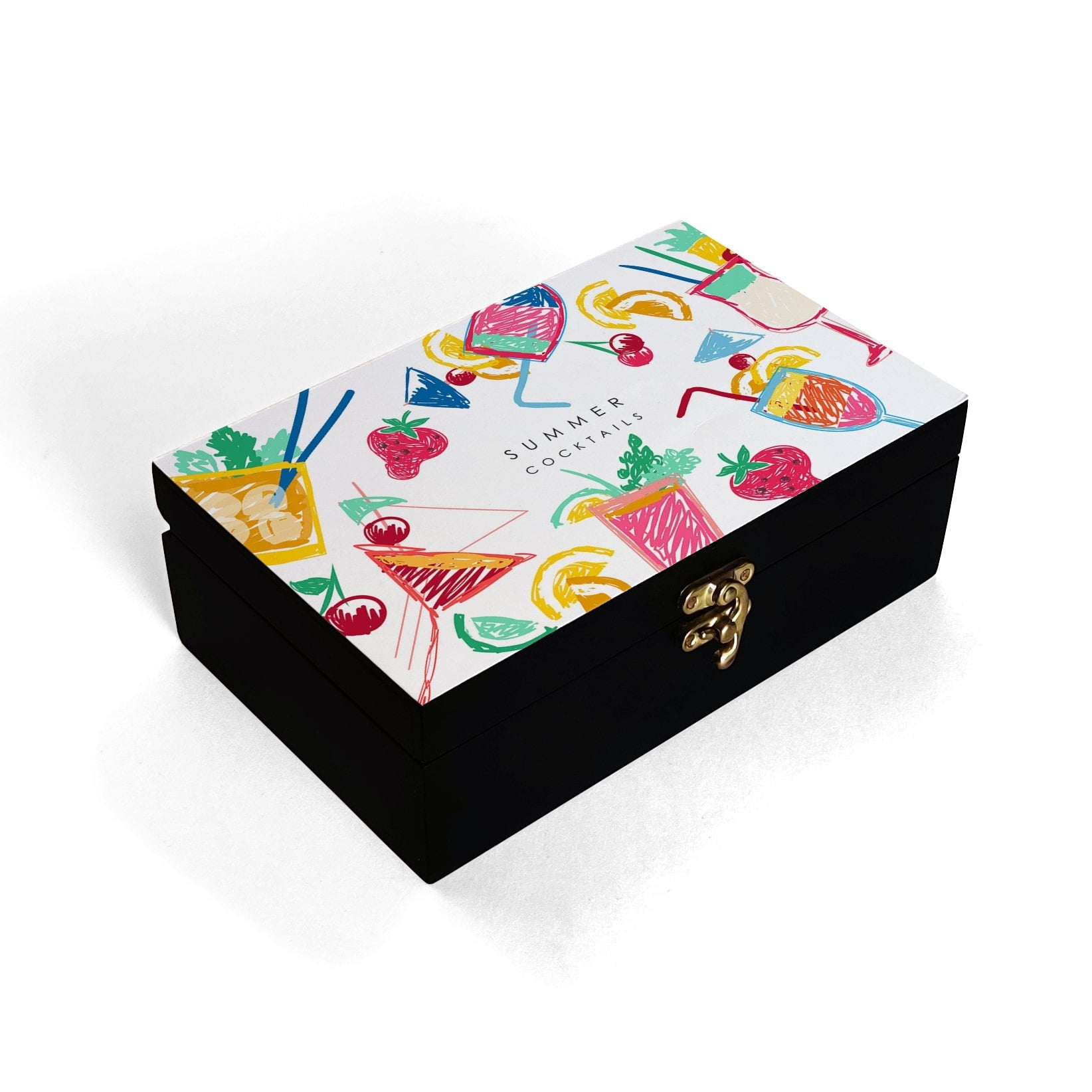 Summer Cocktails Box Moyen
