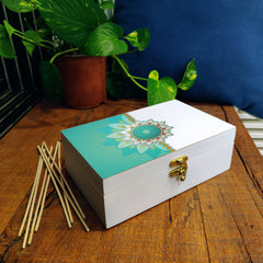 Rakhee Mint Box Moyen