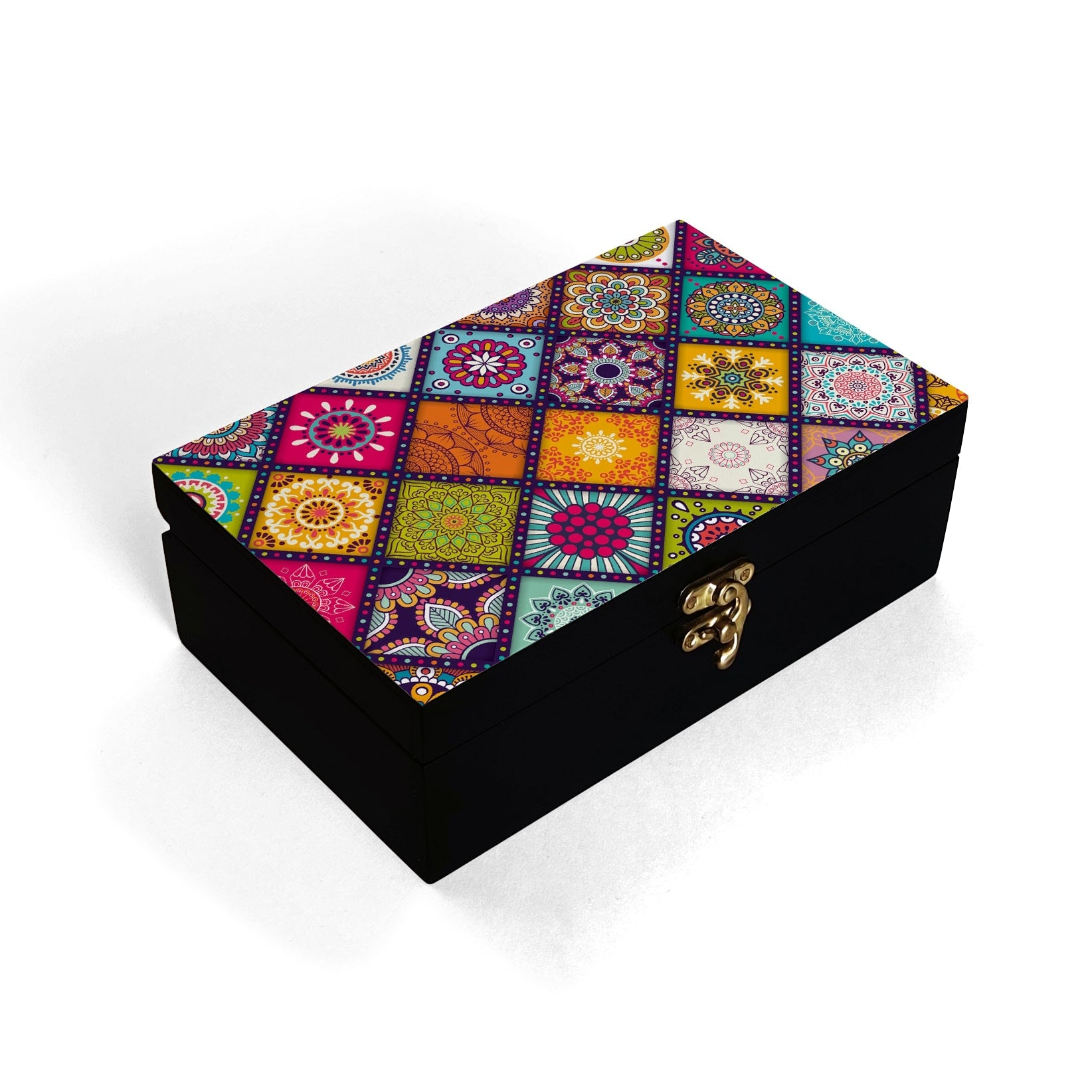 Multi Mandala Box Moyen
