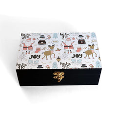 Xmas Allover Box Moyen