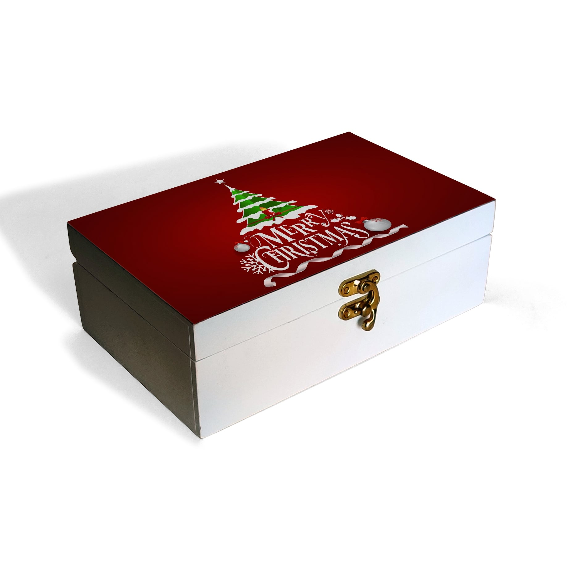 Xmas Tree Box Moyen