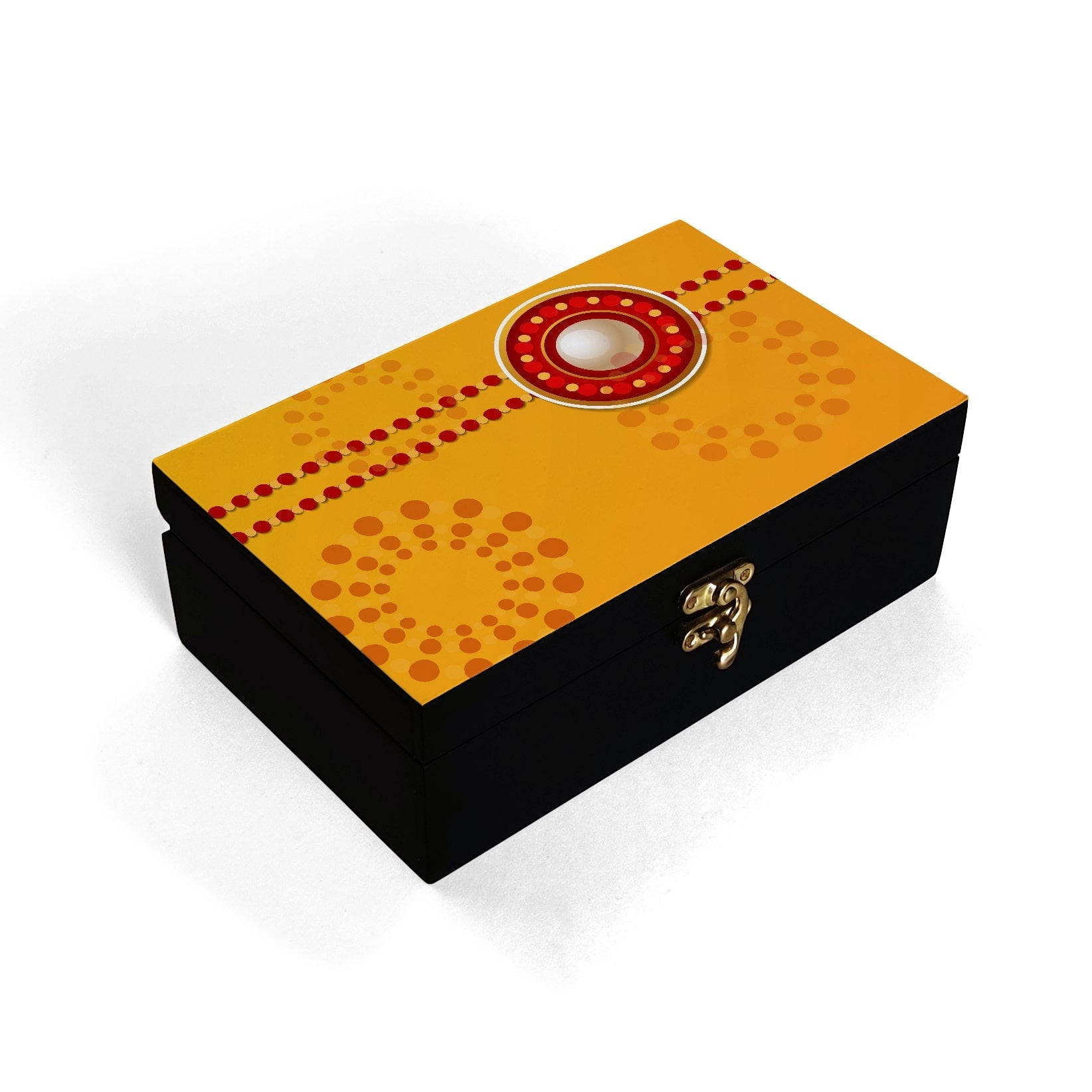 Yellow Raksha Box Moyen