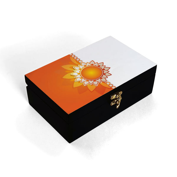 Rakhee Orange Box Moyen