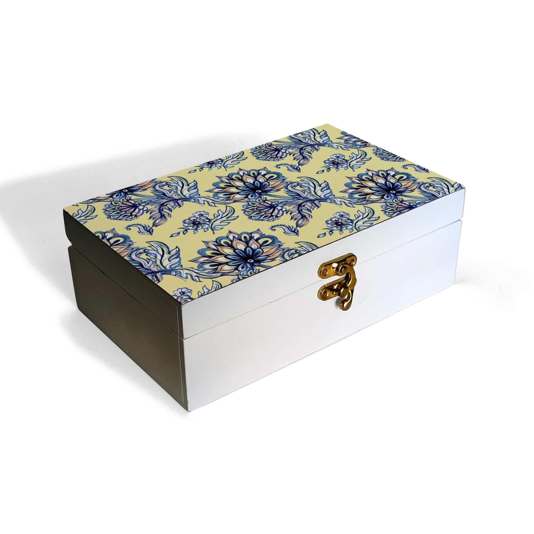 Batik Blue Box Moyen