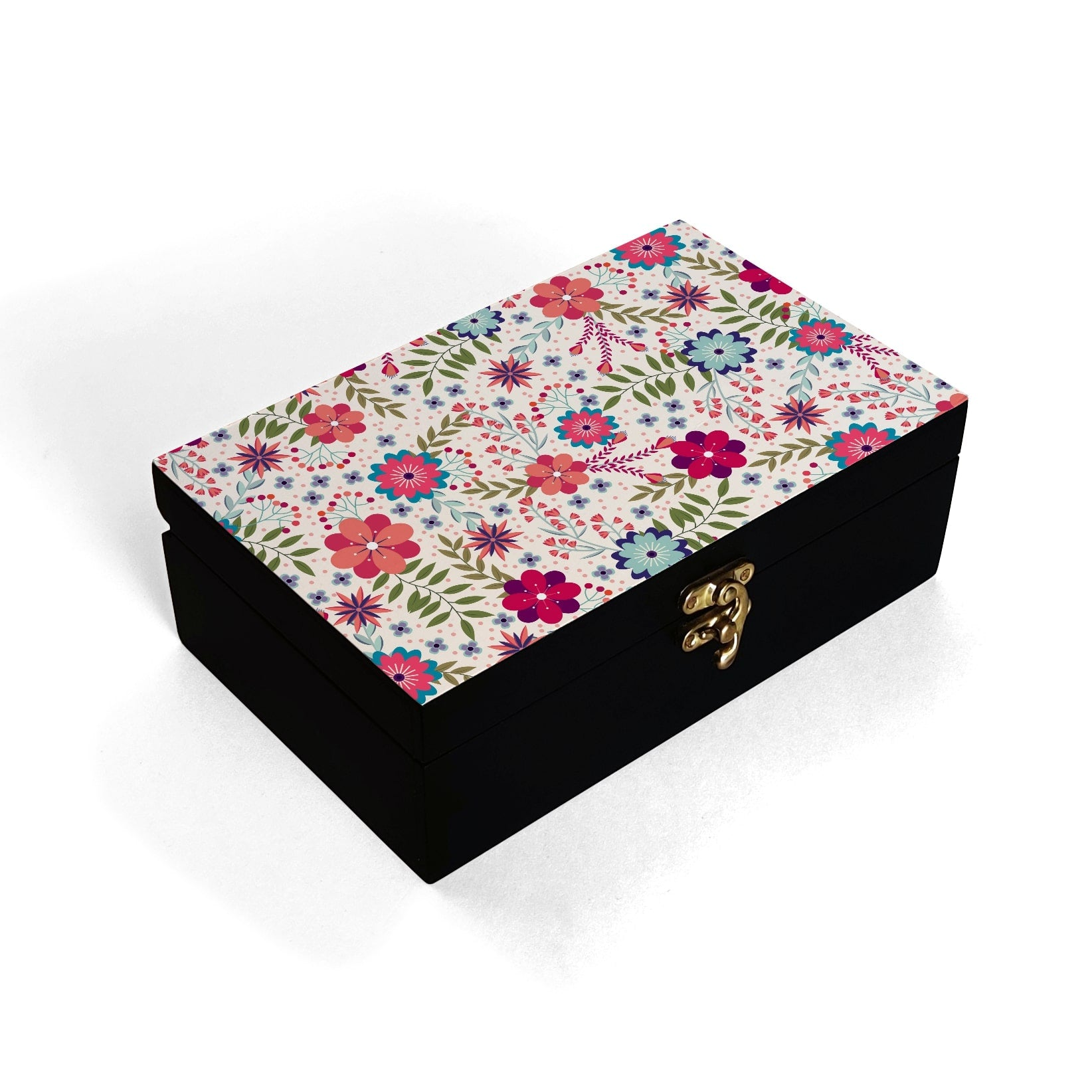 Teen Floral Box Moyen