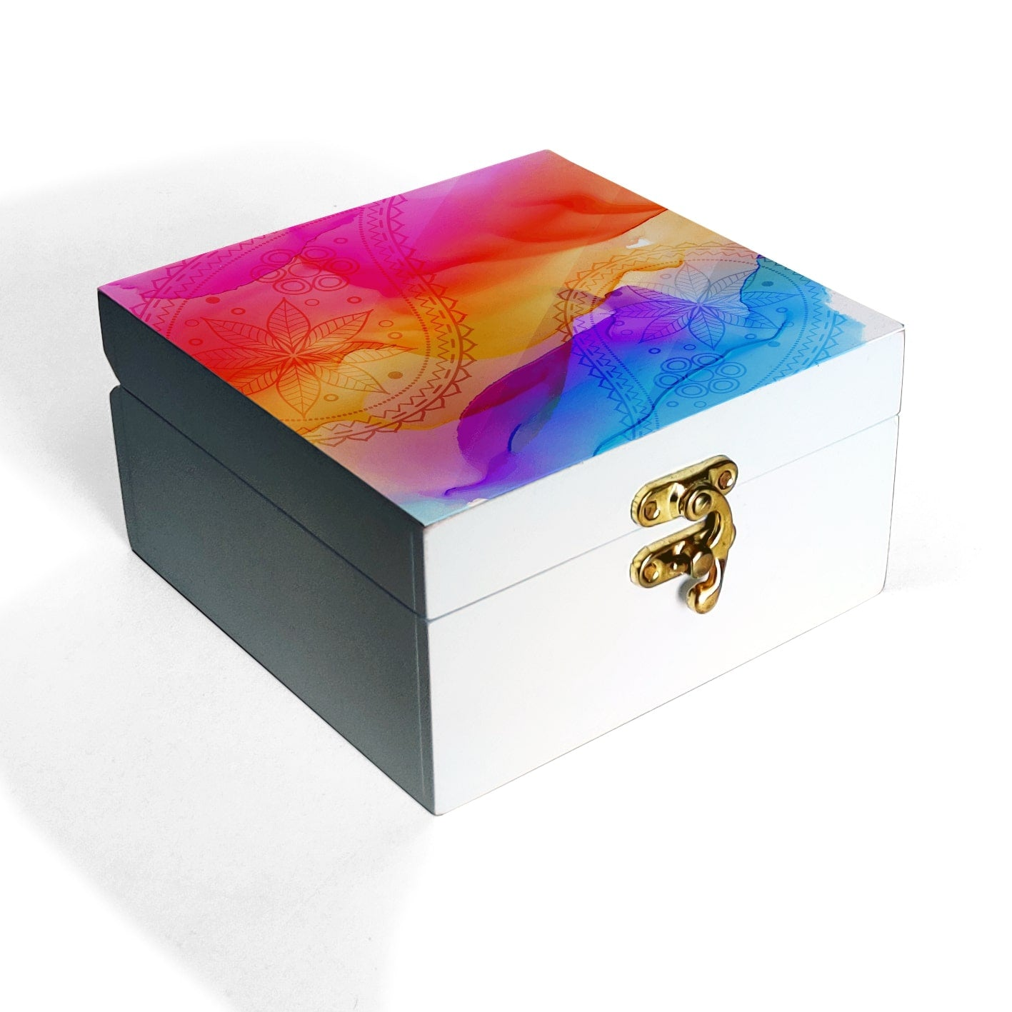 Multi Watercolour Box Petite