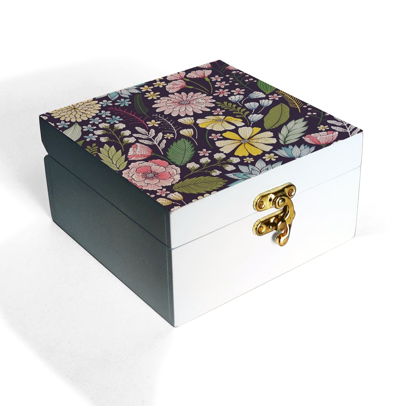 Floral Daisy Box Petite