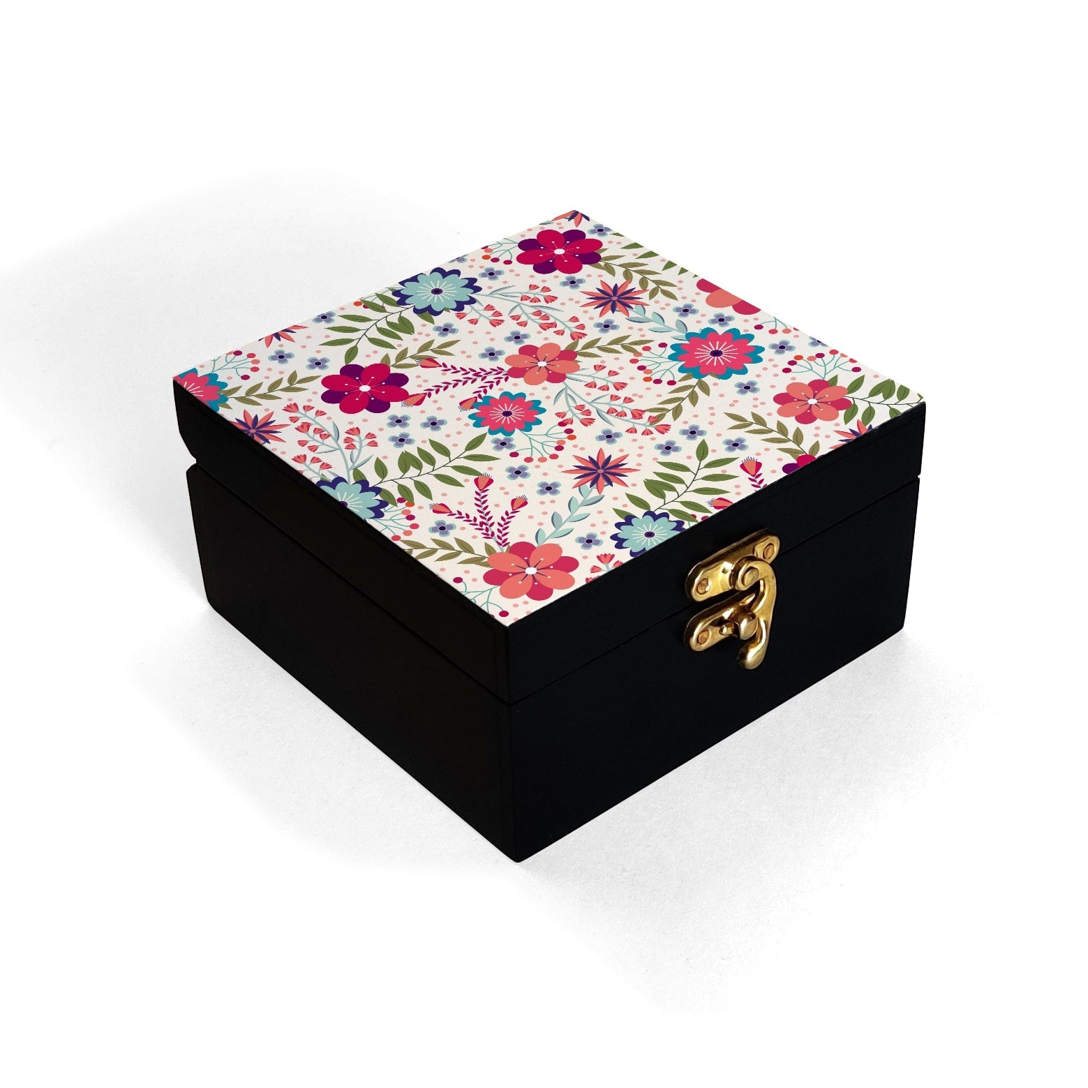 Teen Floral Box Petite