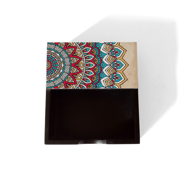 Mandala Vintage 2 Notepad Holder