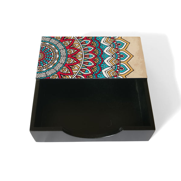Mandala Vintage 2 Tissue Holder