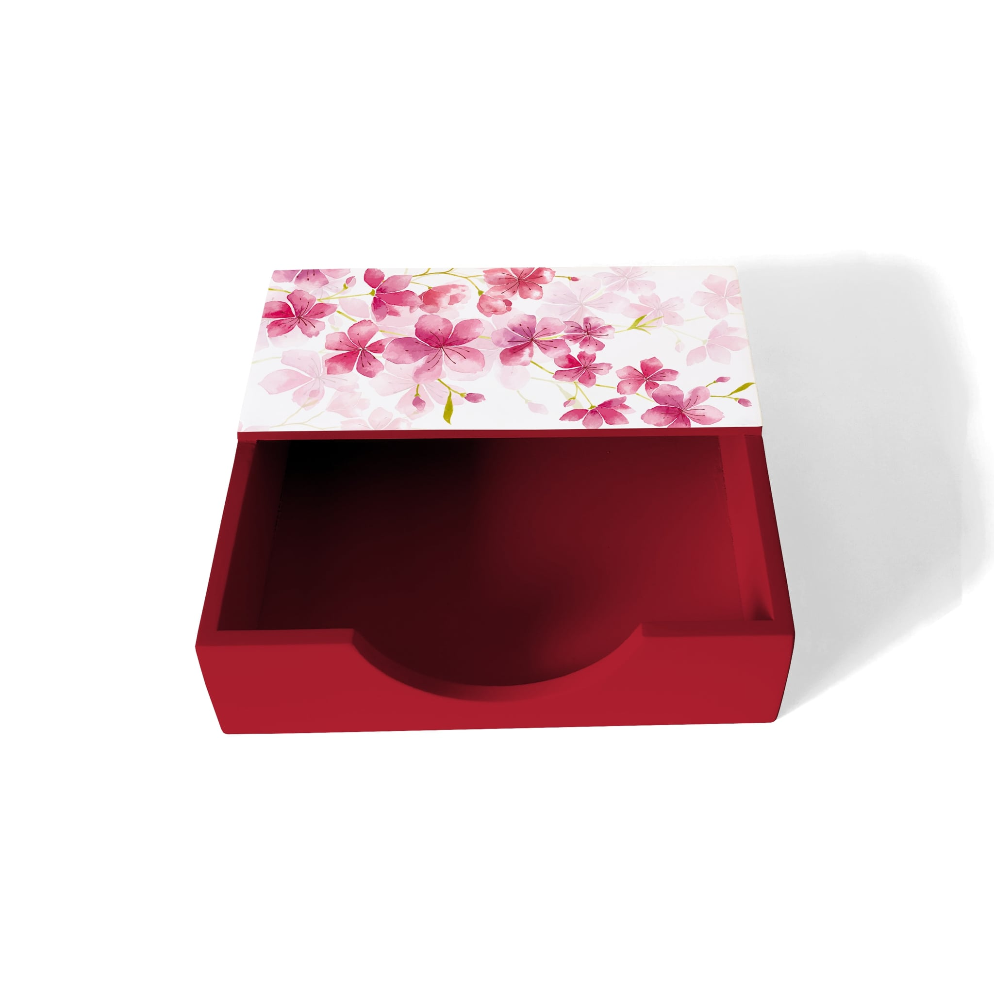 Cherry Blossom Tissue Holder