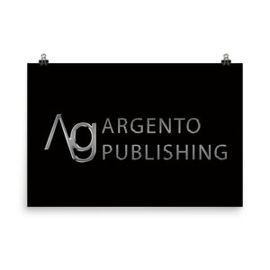 Argento Publishing Poster - Argento Bookstore