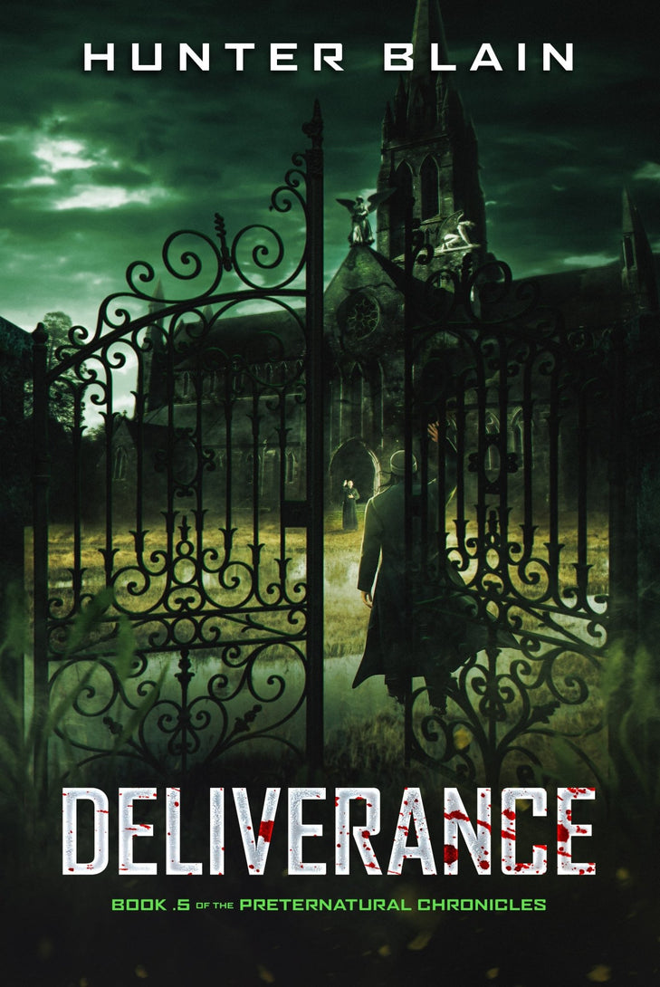 Deliverance: A Preternatural Chronicles Novella - Temple Verse Gear
