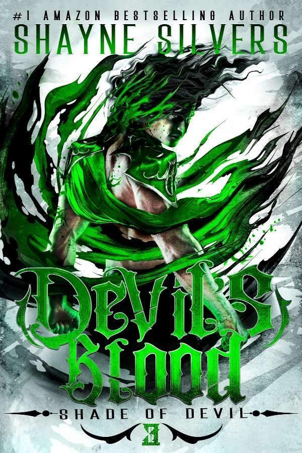 Devil's Blood: Shade of Devil Book 3 (Signed Paperback) - Temple Verse Gear