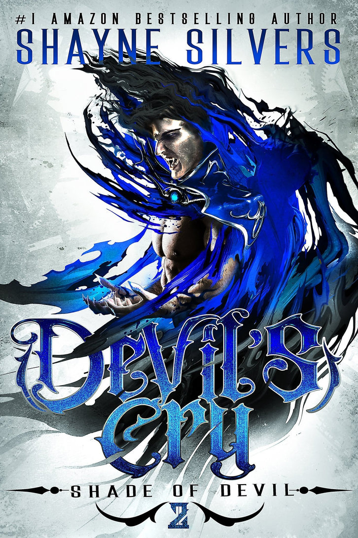 Devil's Cry: Shade of Devil Book 2 (Signed Paperback) - Temple Verse Gear