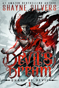 Devil's Dream: Shade of Devil Book 1 (Signed Paperback) - Temple Verse Gear