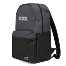 Embroidered Champion Freak Backpack - Temple Verse Gear