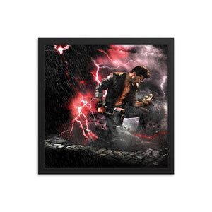Framed Legend Poster - Argento Bookstore