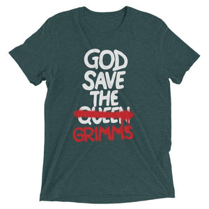 God Save The Grimm T-Shirt - Temple Verse Gear