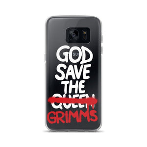 God Save the Grimms Samsung Case - Temple Verse Gear