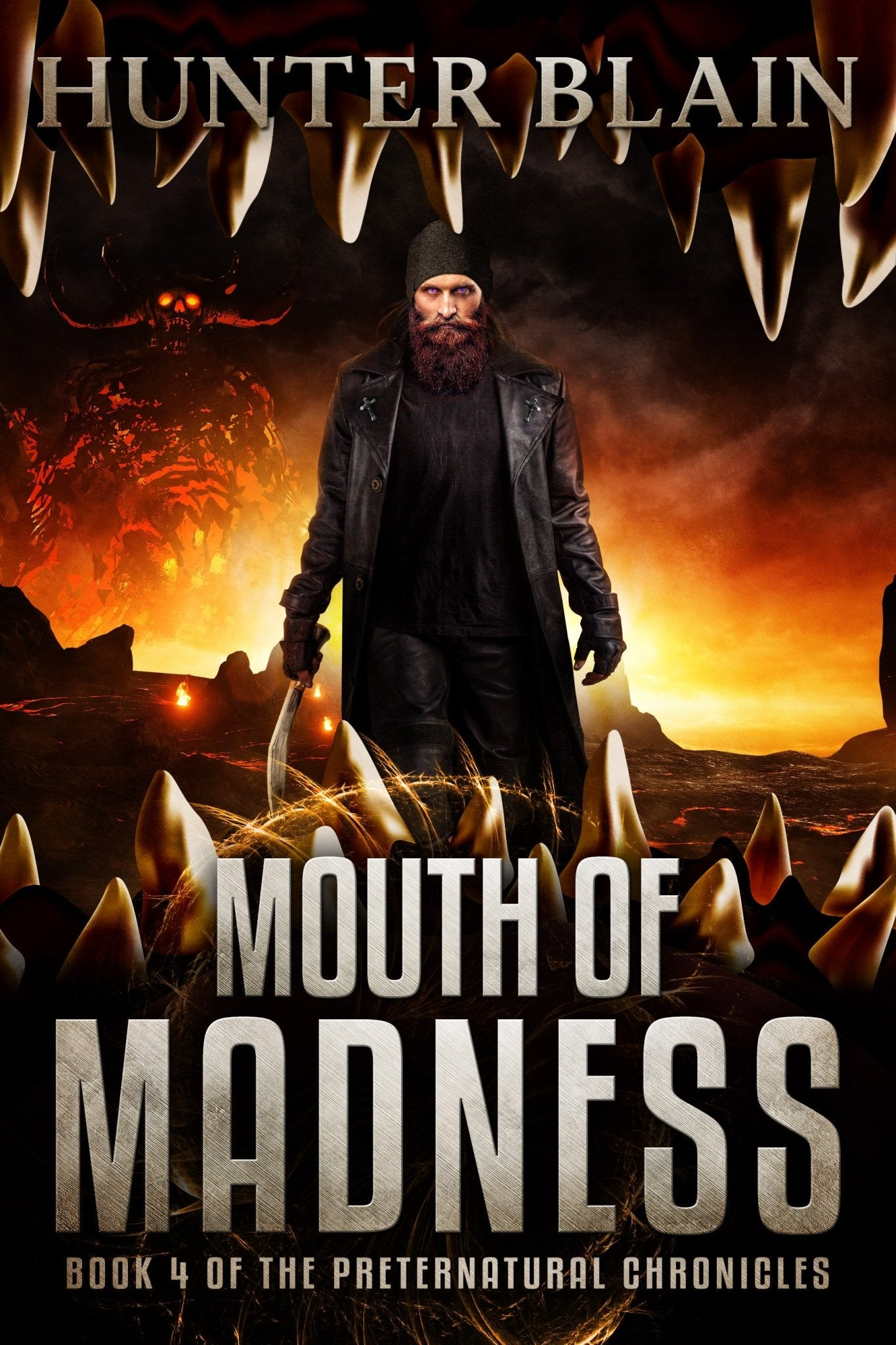 Mouth of Madness: Preternatural Chronicles Book 4 - Argento Bookstore