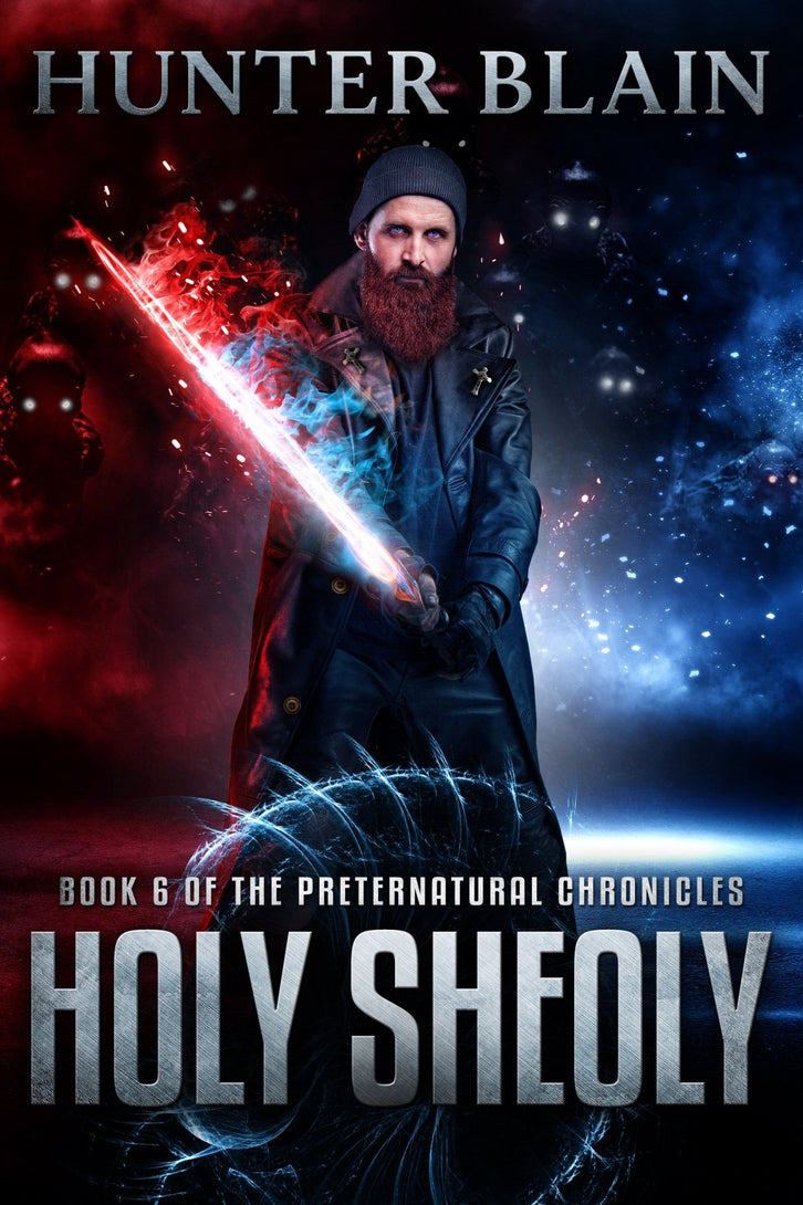 Pre-Order: Holy Sheoly: Preternatural Chronicles Book 6 - Temple Verse Gear