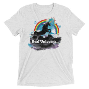Real Unicorns... T-shirt - Temple Verse Gear