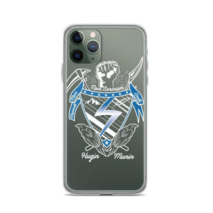 Temple Crest iPhone Case - Temple Verse Gear