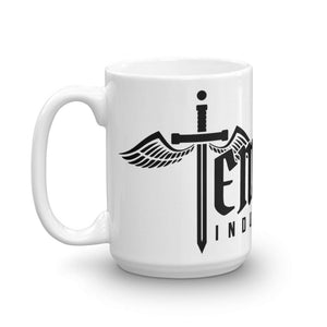 Temple Industries Mug - Temple Verse Gear