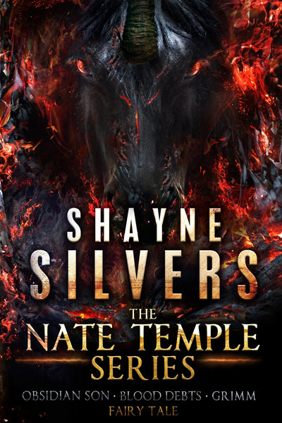 The Nate Temple Series: Books 0-3 (The Nate Temple Series Boxsets) - Temple Verse Gear